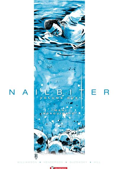 Cover image of Nailbiter #2 (ITA), color