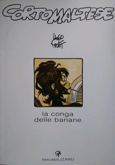 Cover image of Corto Maltese, black&white