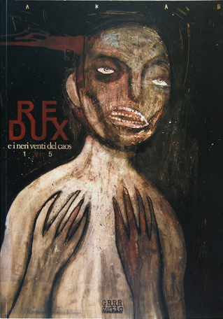 Cover image of REDUX e i neri venti del caos, color