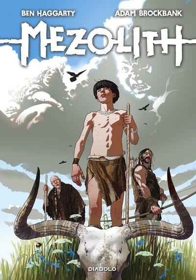 Cover image of Mezolith, color