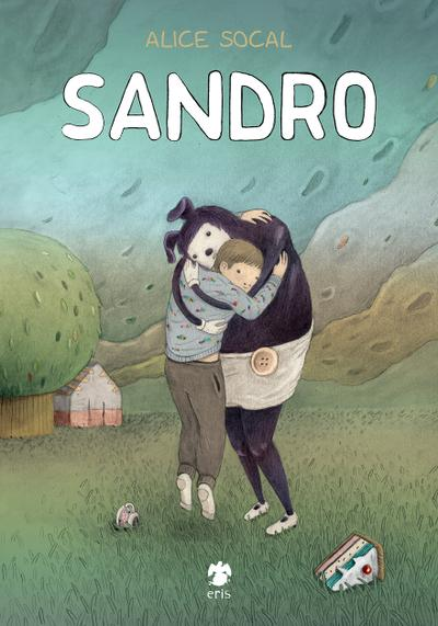 Cover image of Sandro, black&white