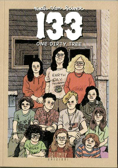 Cover image of 133 - One dirty tree (ITA), color