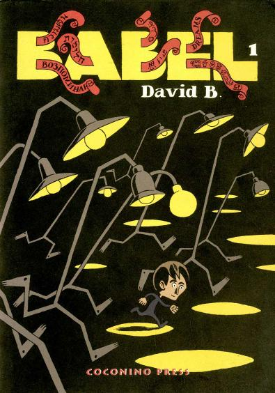 Cover image of Babel #1 (ITA), color