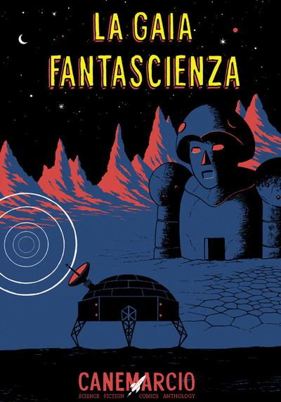 Cover image of La gaia fantascienza, color