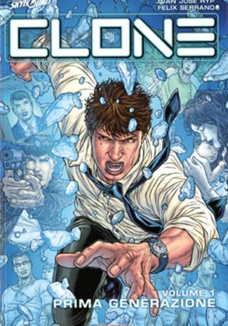 Cover image of Clone #1, color