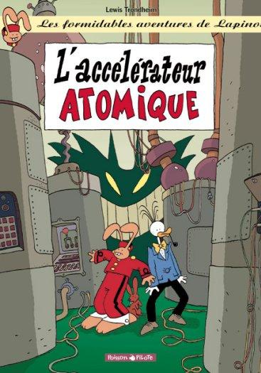 Cover image of Les Formidables Aventures de Lapinot #9, color