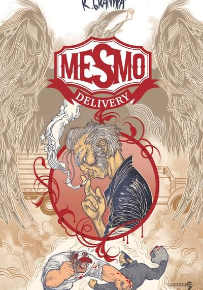Cover image of Mesmo Delivery  (ITA), color