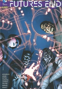 Cover image of Futures end - Volume 3 [ITA], color