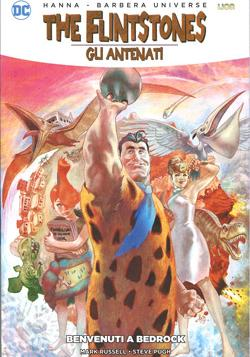 Cover image of The Flintstones - Gli Antenati vol.1: Benvenuti a Bedrock, color
