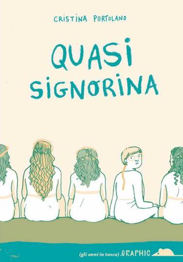 Cover image of Quasi signorina, color