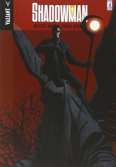 Cover image of Shadowman #3, color