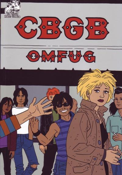 Cover image of CBGB - OMFUG (ITA), color