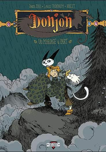 Cover image of Donjon Zenith 5 - Un mariage à part, color