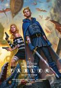 Cover image of Fables deluxe 9, color