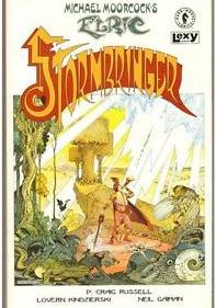 Cover image of Stormbringer (ITA), color