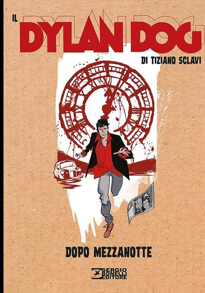 Cover image of Dylan Dog Collezione Book #7, color