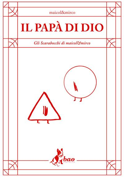 Cover image of Il papà di Dio, color