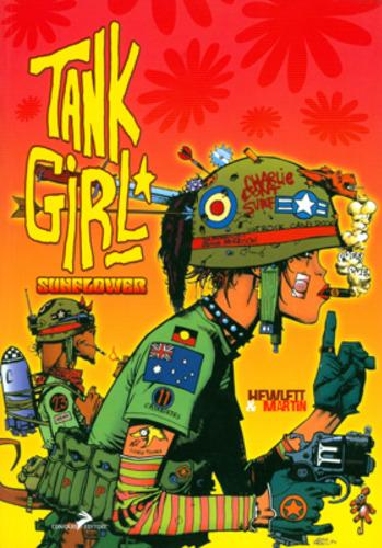 Cover image of Tank Girl - Sunflower (ITA), color
