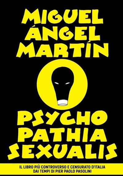 Cover image of Psycho Pathia Sexualis (ITA), black&white
