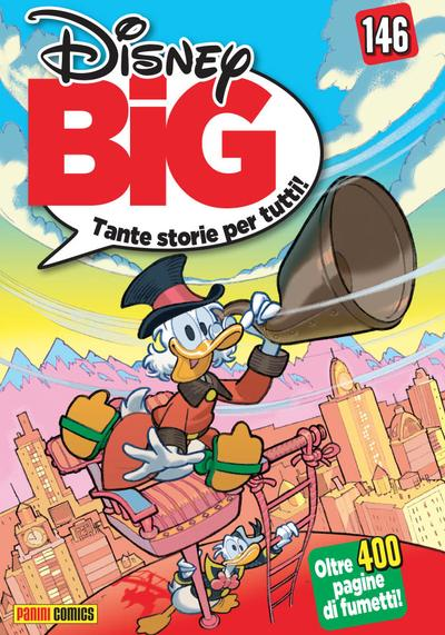 Cover image of Disney Big #146, color