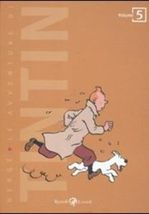 Cover image of Tintin #5 (ITA), color