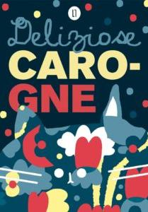 Cover image of Deliziose carogne, black&white