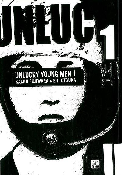 Cover image of Unlucky Young Men 1 (ITA), black&white