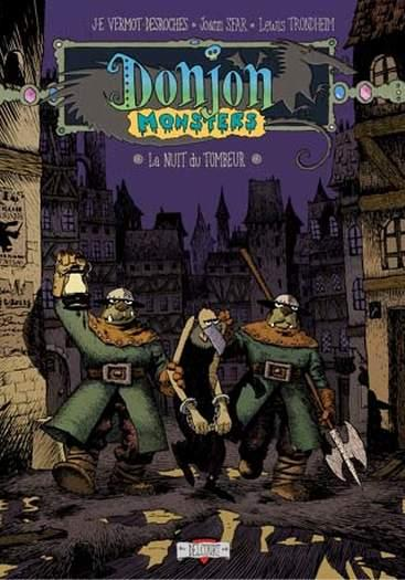 Cover image of Donjon Monster 5 - La nuit du tombeur, color