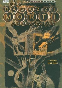 Cover image of I due ragazzi morti detective, color
