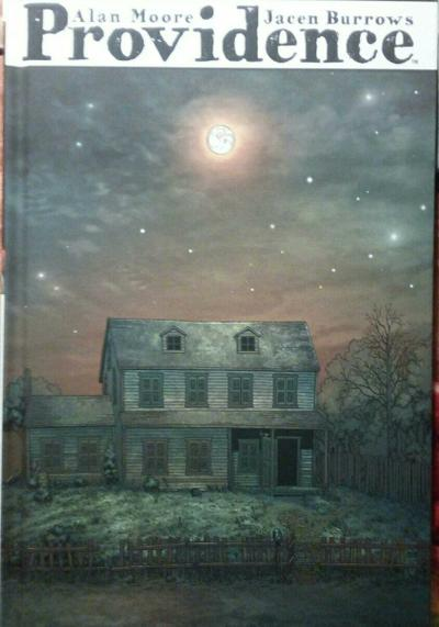 Cover image of Providence #1 (seconda ristampa), color