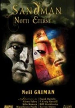Cover image of Notti Eterne, color