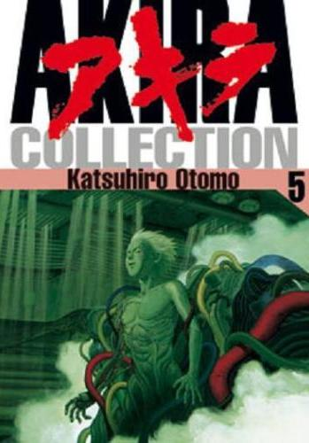 Cover image of Akira Collection #5 (ITA), black&white