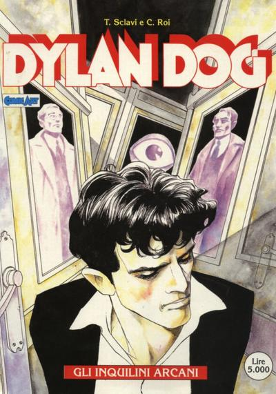 Cover image of Dylan Dog- Gli Inquilini Arcani, color