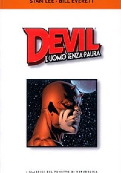 Cover image of I Classici del Fumetto di Repubblica #8 - Devil, color
