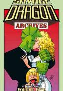 Cover image of Savage Dragon Archives Volume 5, black&white