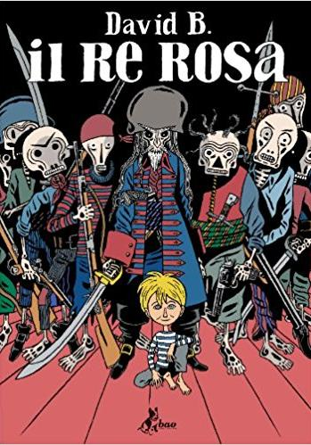 Cover image of Il Re Rosa (ITA), color