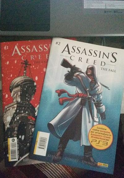 Cover image of Assassin's Creed 1-2 ( di 2 ) Miniserie completa., color