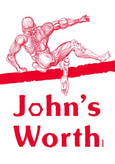 Cover image of John's Worth #1, color