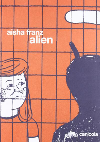 Cover image of Alien (ITA), black&white
