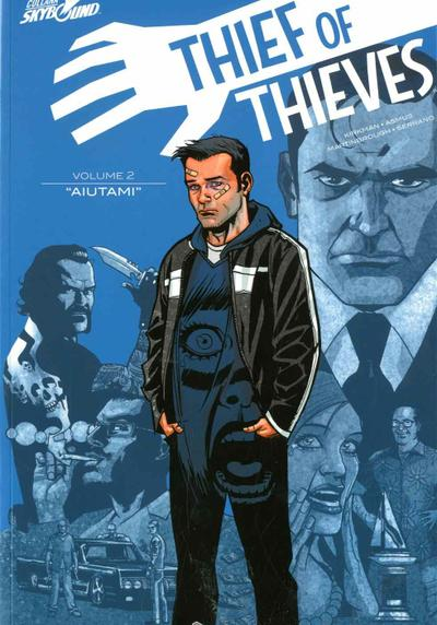 Cover image of Thief of thieves #2 (ITA), color