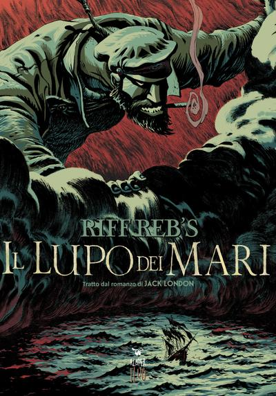 Cover image of Il lupo dei mari, color
