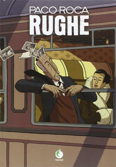Cover image of Rughe, color
