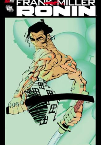 Cover image of Ronin (ITA), color