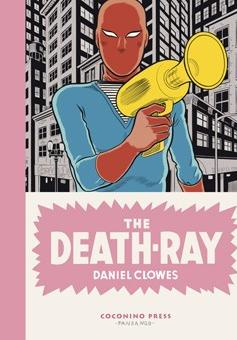 Cover image of The Death-Ray (ITA), color