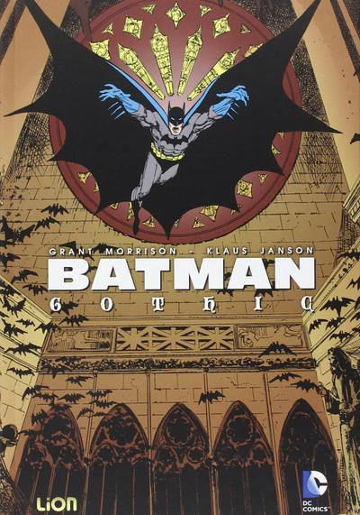 Cover image of Batman gothic (DC Deluxe), color