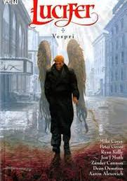 Cover image of Lucifer - Vespri, color