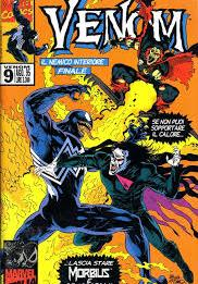 Cover image of Venom n.9 ( Marvel Italia ), color