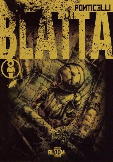 Cover image of Blatta, black&white
